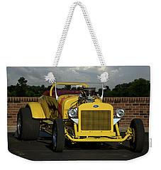 1928 Ford Bucket T Hot Rod Weekender Tote Bag