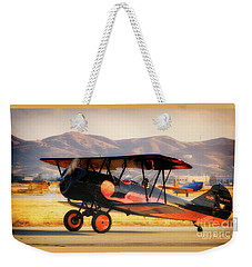 1926 Stearman Speedmail Weekender Tote Bag