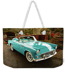 1956 Ford Thunderbird 5510.04 Weekender Tote Bag