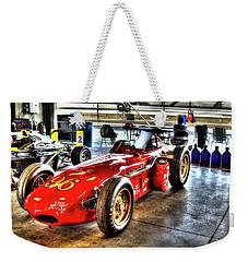 1961 Elder Indy Racing Special Weekender Tote Bag