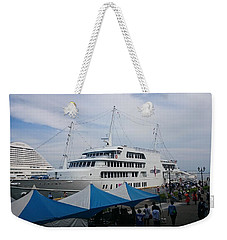 Port City Weekender Tote Bag