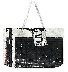 5 Mph Weekender Tote Bag by Kandy Hurley