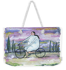 A Beautiful Day For A Ride Weekender Tote Bag