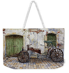 A Carriage On Crisologo Street 2 Weekender Tote Bag
