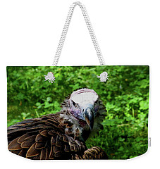 A Happy Vulture Weekender Tote Bag