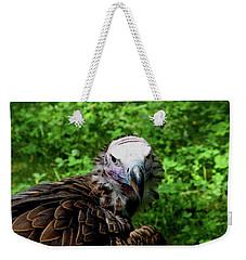 A Happy Vulture Weekender Tote Bag