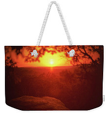A Sun That Never Sets Weekender Tote Bag