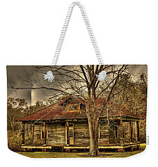 Abandoned Cajun Home Weekender Tote Bag