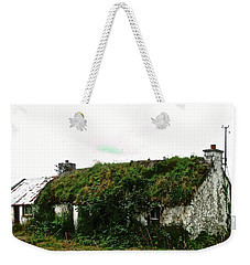 Abandoned Cottage Weekender Tote Bag