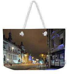 Aberdeen At Night Weekender Tote Bag