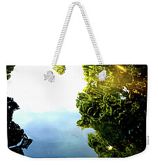 Above The Water Weekender Tote Bag