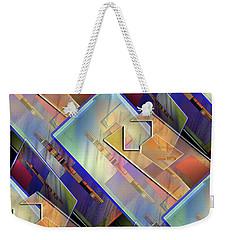 Abstract  145 Weekender Tote Bag