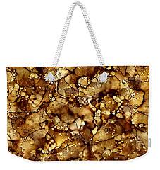 Abstract 6 Weekender Tote Bag by Patricia Lintner