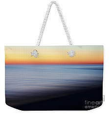Abstract Sky And Water Weekender Tote Bag