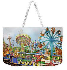 Adventureland Weekender Tote Bag