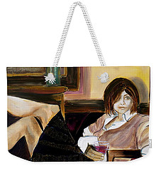 After A Long Day Weekender Tote Bag