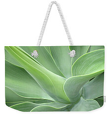 Agave Attenuata Abstract Weekender Tote Bag