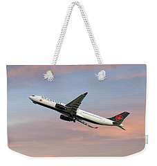 Air Canada Airbus A330-343  Weekender Tote Bag