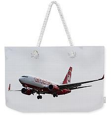 Airberlin Boeing 737 Weekender Tote Bag