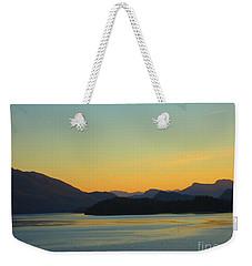 Alaska2 Weekender Tote Bag