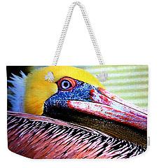 Albatross King Weekender Tote Bag
