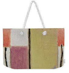 Alexej Von Jawlensky 1864 1941  Small Abstract Head Weekender Tote Bag