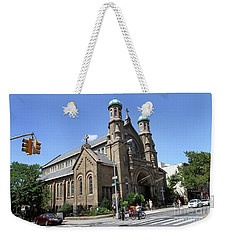 All Saints Episcopal Church Weekender Tote Bag