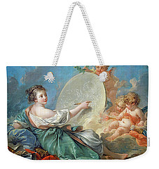 Allegory Of Painting Weekender Tote Bag