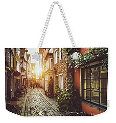 Alley Of Dreams Weekender Tote Bag by JR Photography