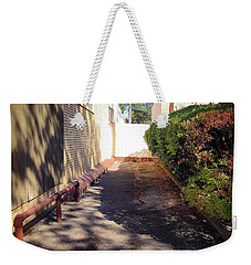 Alley To Nowhere Weekender Tote Bag