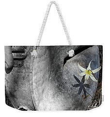 Always Hope Weekender Tote Bag by Marie Neder