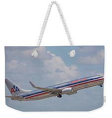American Airlines Weekender Tote Bag