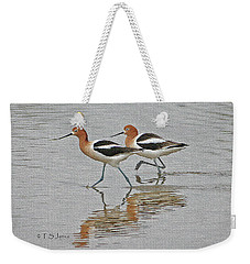 American Avocets  Weekender Tote Bag