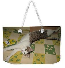 Ammani The Cat Weekender Tote Bag