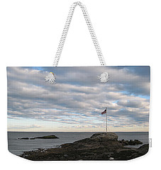 Anchor Beach Weekender Tote Bag