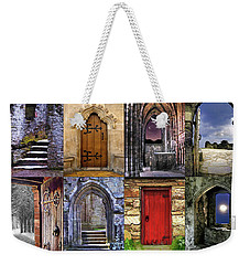 Ancient Doorways Weekender Tote Bag