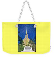 Angel Portal Weekender Tote Bag