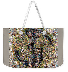 Animal Aid 2017  Weekender Tote Bag