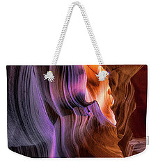 Antelope Canyon #6 Weekender Tote Bag by Phil Abrams