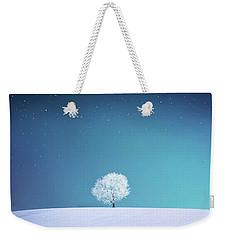 Apple Weekender Tote Bag by Bess Hamiti