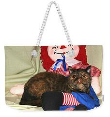 April 2005 Weekender Tote Bag