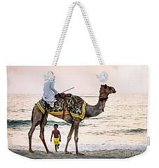 Arabian Nights Weekender Tote Bag