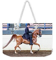 Arabian Show Horse 4 Weekender Tote Bag