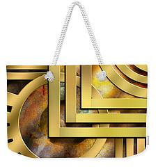Art Deco Design 1 Weekender Tote Bag