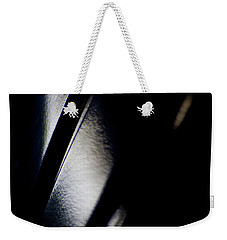 Weekender Tote Bag featuring the photograph Art by Paul Job