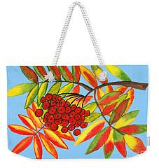 Ashberry, Painting Weekender Tote Bag