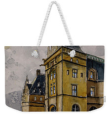 Asheville Castle In The Mountains Weekender Tote Bag