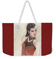 Ashley Weekender Tote Bag