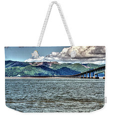 Astoria Bridge Weekender Tote Bag