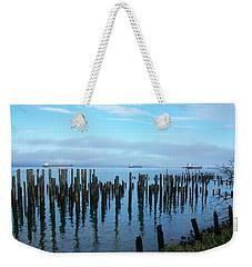 Astoria Ships II Weekender Tote Bag